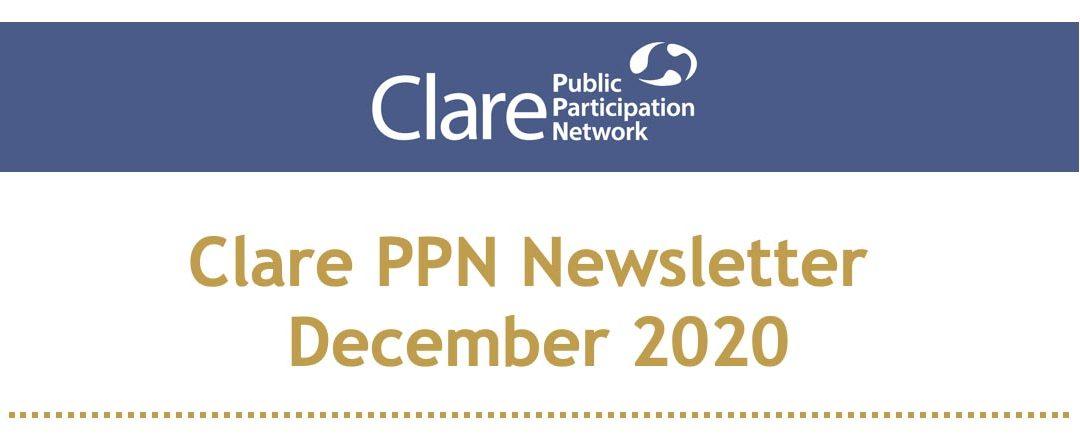 Clare PPN Newsletter December 2020