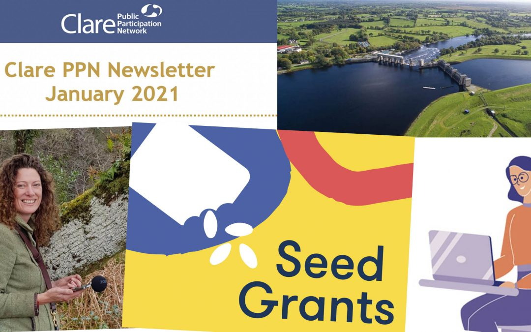 Clare PPN Newsletter January 2021