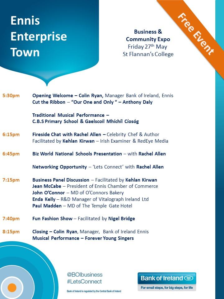 BOI Enterprise Event