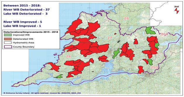 Water Quality in County Clare