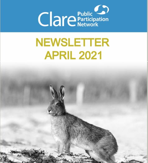 Clare PPN Newsletter April 2021